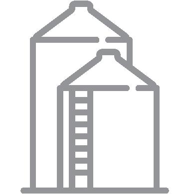ظرفیت  ذخیره سازی آرد